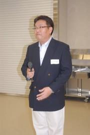 司会(斉藤幹事)